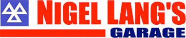 Nigel Lang's Garage Logo